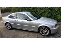 BMW 3 Series 2.2 320Ci SE Coupe - 2003 (53) Petrol GREAT VALUE