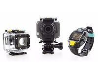 EE 4G EE Action Cam HD 4G View Finder Watch £120 ono