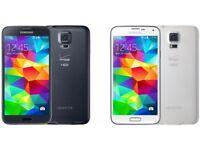 Mint Samsung Galaxy S5 16GB Unlocked Choice of Black / White