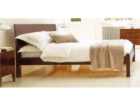 King Size Bed - plus 4 matching under-bed storage boxes (Warren Evans)
