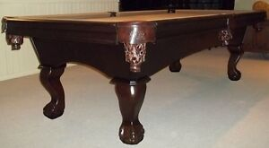 New & Used Slate Pool Table Sale - Best Prices! Mississauga / Peel Region Toronto (GTA) image 1