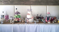 Wedding Cake/Gâteau de mariage(prix abordable/affordable price)