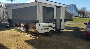 10 Foot Jayco-J Series Tent Trailer
