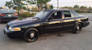 2011 Ford Crown Victoria Propane/Gas