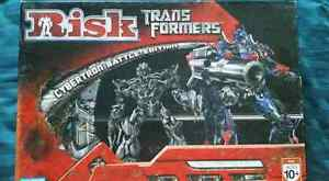 Transformers Risk! (Board game) Peterborough Peterborough Area image 1