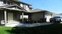 Move-in Ready! Beautiful Okanagan Valley Executive Rental!