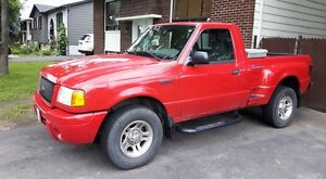 2001 Ford Ranger Berline