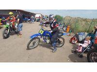 125 field bike