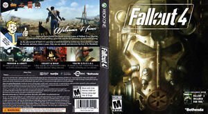 Fallout 4, unopened