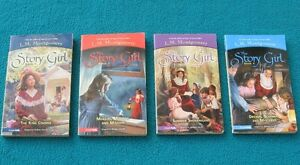 The Story Girl Book Collection #1-#4 by L.M. Montgomery
