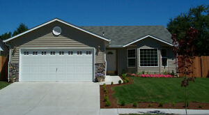 Looking for a 4 bedroom home with garage and good size lot.