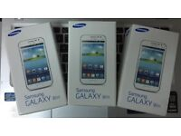 SAMSUNG GALAXY WIN UNLOCKED BRAND NEW BOX WARRANTY & SHOP