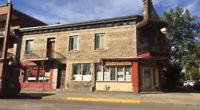 Restaurant for sale in Verdun . Closed everything .36000$