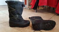 boys size 11 winter boots EUC