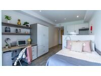 STUDENT ROOMS TO RENT IN LUTON. EN-SUITE WITH PRIVATE ROOM ,PRIVATE BATHROOM ,SHARED KITCHEN