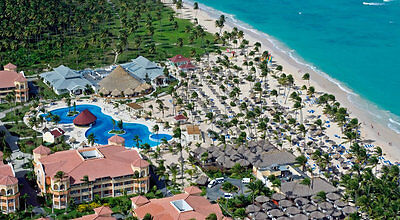 LUXURY BAHIA PRINCIPE AMBAR BLUE PUNTA CANA - ADULTS ONLY ALL INCLUSIVE  9/8/17