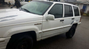 1993 Jeep Grand Cherokee Limited Other