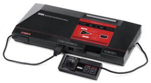 Sega Master System Complete!