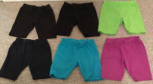 CHILDREN PLACE SHORTS (6) TODDLER SZ 4 XS