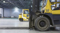 LOOKING FOR FORKLIFT OPERATORS FOR WAREHOUSE! WORK  ASAP!