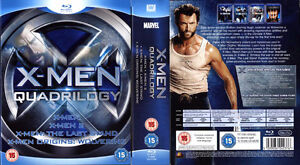 UNDERWORLD TRILOGY (3-Disk Set)  & X-MEN QUADRILOGY (7-Disk Set)