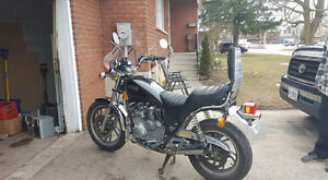 Make an offer 1983 yamaha maxim
