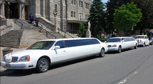 2001 Cadillac DeVille & DTS Limousine Other