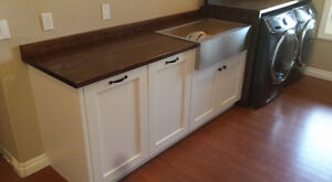 Custom woodworking--Finish-- Refacing-Remodeling Strathcona County Edmonton Area image 2