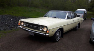 1968 Ford Fairlane 500 - SOLD ppu