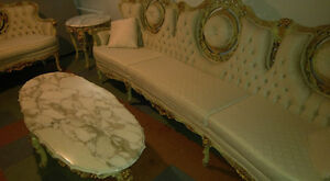 22000$ WORTH OF FURNITURES
