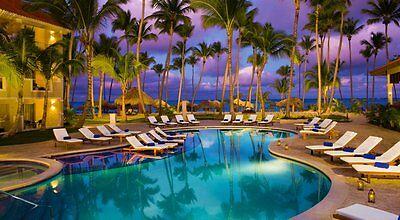 DREAMS PALM BEACH PUNTA CANA ALL INCLUSIVE VACATION 09/01/17