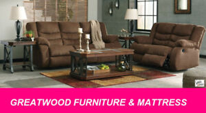 BRAND NEW RECLINER SOFA AND LOVE SEAT..$899 ONLY
