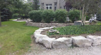 Erosion Solutions and Retaining Walls