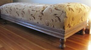 Antique  Detailed  Day Bed