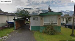 Mobile Home in Port Alice