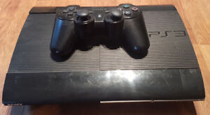 PS3 Console and Games ($150 or OBO)