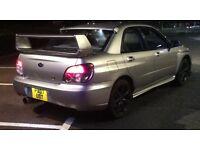 Swap px sell 2007 Subaru impreza R sport low miles Wrx sti rep