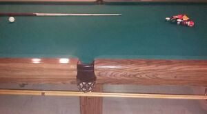 Pool table ITALIAN SLATE 6x12 include everything