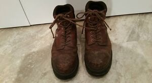 Men's Insulated, Steel Toe Work Boots-Size 12----Yorkton, SK