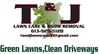 Spring Clean Up and Aeration Packages!