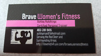 Brave Women's Fitness - in home personal training services.
