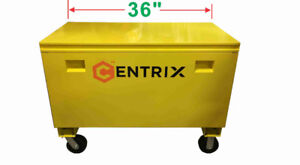 Centrix yellow jobsite box from $259.00 (Alberta Drywall)