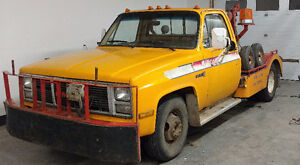 """1986 1 ton tow truck """"updated"""""""