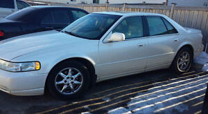 2001 Cadillac Seville Luxury SLS Sedan