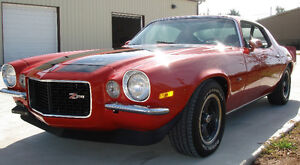 **** WANTED 1970 Camaro Z/28 ****