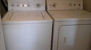 Washer and dryer for sale $350 negotiable