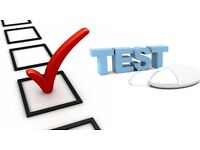 Get help with online reasoning tests. GUARANTEED PASS! Numerical/Logical/Verbal - TalentQ,Kenexa etc