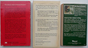3 Mavis Gallant short story collections Oakville / Halton Region Toronto (GTA) image 2