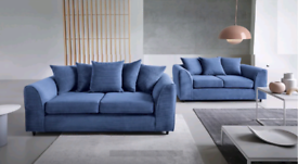 New 💥Jumbo cord sofa with🎉 free delivery