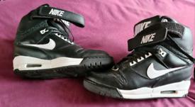 Nike Air Wedge trainers, ladies size 6